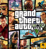 GTA V - GRAND THEFT AUTO V 5 Rockstar Social Club Key PC ONLINE/OFFLINE