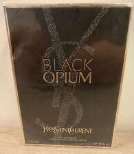 YVES SAINT LAURENT Black Opium Eau De Parfum Pour Femme 90mL Vaporisateur / EBKV