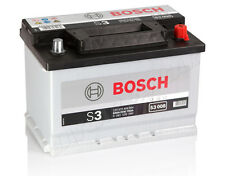 Autobatterie BOSCH  12V 70Ah 640 A/EN S3 008 70 Ah TOP ANGEBOT SOFORT & NEU