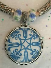 Portuguese Natural Cork Necklaces * Birds, Tree of Life, Heart, Tile Designs