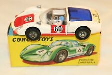Corgi Toys 330 Porsche Carrera 6 in excellent+ all original condition with box