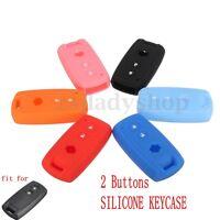 Silicone Key Cover Fob Remote Case Shell For Suzuki Grand Vitara SX4 Swift XL-7