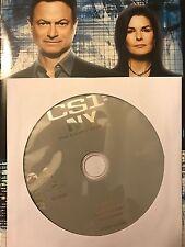 CSI: NY – Season 8, Disc 1 REPLACEMENT DISC (not full season)