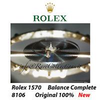 Nuovo New Balance Complete Bilanciere Rolex 1570 1575 1556 8106 Original 100%