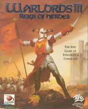WARLORDS III REIGN OF HEROES +1Clk Windows 10 8 7 Vista XP Install