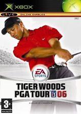 Tiger Woods PGA Tour 06 (Microsoft Xbox, 2005) - European Version
