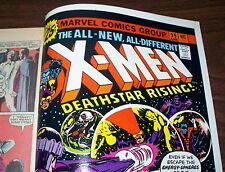 Uncanny X-Men #99 Reprint in Classic X-Men #7 from Mar 1987 in VG/F con. NS