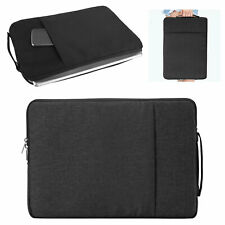 """Laptop Carrying Sleeve Case Bag For Apple MacBook Lenovo Hp Acer Dell 13"""" 15.6"""""""