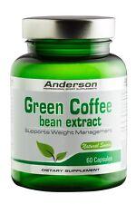 CAFFE' VERDE GREEN COFFEE DIMAGRANTE, ANTIFAME SENZA EFFETTI COLLATERALI 60 CPS.
