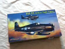 Dragon 5080 1/72 F6F-5N Hellcat Night Version