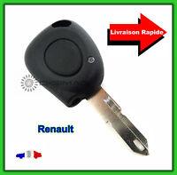 Coque Télécommande Plip Clé Pour Renault Laguna/Megane/Espace/Kangoo/Clio/Scenic