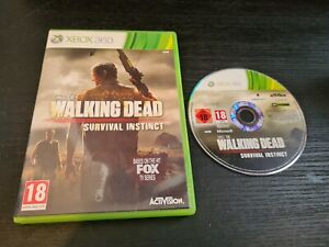 The Walking Dead Survival Instinct (Xbox 360) GC. Free P+P. FAST DISPATCH.
