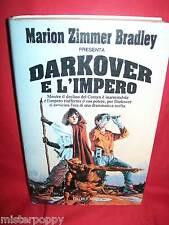 M. ZIMMER BRADLEY Darkover e l'impero 1994 Prima Edizione NORD