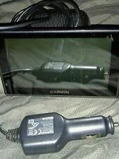 Used Garmin GPS Device Driving Directions Navigator Maps Dash 145-01615-12..
