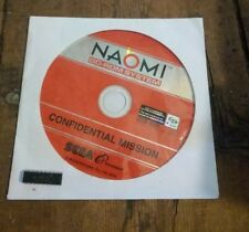 Sega Naomi Confidential Mission And Key Chip