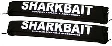"""18"""" Shark Bait Rack Pads , Black for 1 to 1.25 inch wide cross bars Fade Proof"""