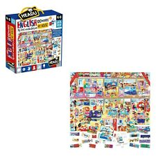 gioco giocattolo per bambini 4 5 anni infanzia HEADU easy english educativi