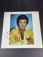 Rick Nelson Autograph Promotional Poster/Album Cover JSA Certified
