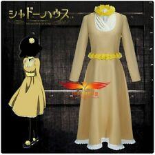 Anime Shadows House Louise Cosplay Costumes Adult Women Clothes Girl Champagne G