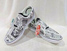 Vans Men's Comfycush Era Harry Potter Daily Prophet Skate Shoes - Size 11 NWOB