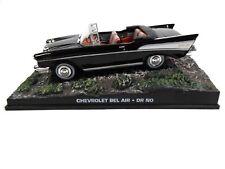 Chevrolet Bel Air Convertible James Bond 007 Dr No- 1:43 Diecast Model Car DY033