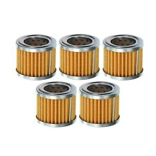 FIVE NEW OEM 1980-1986 Nissan 720 Pickup Gas Pump Fuel Filters 16404-28530