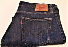 Levis Red Tab Straight Leg Denim Jeans  36X30 Men's 514 Regular Fit