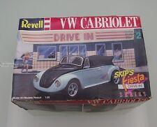 REVELL 7151 VW CABRIOLET - 1:25 Bausatz 1994 - original belassen ! SKIPS FIESTA
