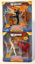 DC Universe Playset Comic Book Hero Action Figures
