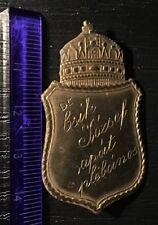 Hungary badge pin insignia coat of arms