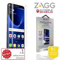 7 Layer Zagg Samsung Galaxy S8 Sapphire Defense Tempered Glass Screen Protector