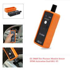 TPMS Reset tool EL-50448 Auto Tire Pressure Monitor Sensor OEC-T5 2010 9-5