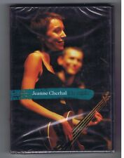 JEANNE CHERHAL DVD (NEUF) A LA CIGALE