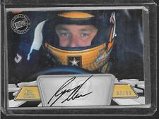 2012 Press Pass - RYAN NEWMAN - Autograph - NASCAR RACING #d 52/99