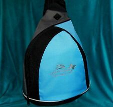 Kapalua LifeFest Hawaii Healthy Back Bag Backpack Laptop Computer Sling Pack
