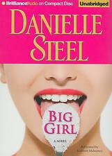 Audio book - Big Girl by Danielle Steel    -    CD