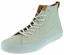 Vans SK8-HI DECON CA California Collection premium leather winter white