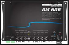 AUDIOCONTROL DM-608 8 Channel Digital Signal Processor Ultimate EQ Crossover