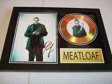 MEATLOAF  SIGNED  GOLD CD  DISC  2