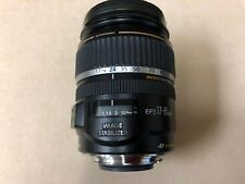 Canon Ultrasonic EF-S 17-85mm f/4-5.6 Image Stabilized USM Zoom Lens