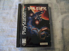 Total Eclipse Turbo (Sony PlayStation 1, 1995) LONG BOX LONGBOX  COMPLETE