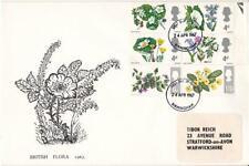 1967 Flowers - Ord - Tibor Reich Cover - Birmingham FDI