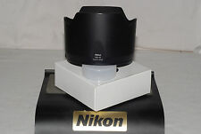 Genuine Nikon HB-40 LENS HOOD Bayonet fit AF-S 24-70 f2.8 VR lens...UK Seller