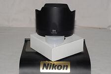 Genuine Nikon HB-40 Paraluce baionetta Fit AF-S 24-70 f2.8 VR Lens... Venditore di UK