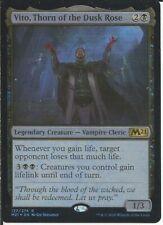 Vampire Life Gain (Vito) Custom Magic MTG Commander EDH Deck -100 Cards