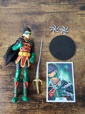 Robin Damian Wayne DC Multiverse McFarlane Toys 7 Inch Action Figure