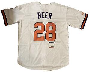 Seth Beer SIGNED #25 Clemson Tigers Sz XL jersey (PSA) - Arizona Diamondbacks