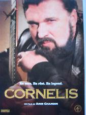 Cornelis (DVD, 2010) Nordic Import schwedische mit eng Untertiteln Neu Versiegelt PAL R2