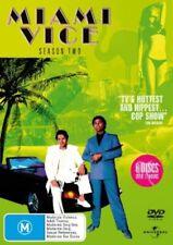 Miami Vice : Season 2 (DVD, 2006, 6-Disc Set) Don Johnson