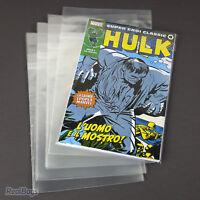 COMICS  - 100 Pochettes pour comics, 60 My Comics (17,3x26,5+5 cm)